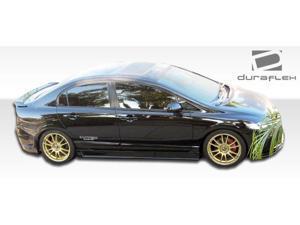 2006-2011 Honda Civic 4DR Duraflex B-2 Side Skirts 103519