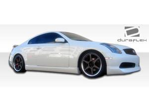 2003-2007 Infiniti G Coupe G35 Duraflex I-Spec Side Skirts Rocker Panels - 2 Piece 100463