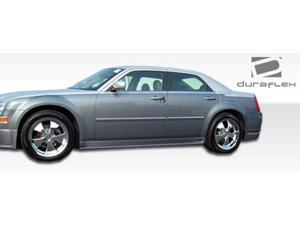 2005-2010 Chrysler 300 300C Duraflex VIP Side Skirts 103323
