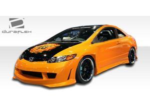 2006-2011 Honda Civic 2DR Duraflex Type M Side Skirts 103337