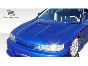 1994-1997 Honda Accord Duraflex Spyder 2 Hood (will not fit V6) 101460