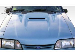 1987-1993 Ford Mustang Duraflex Spyder3 Hood 104173