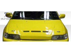 1988-1991 Honda CR-X Civic HB Duraflex Predator Hood 105539