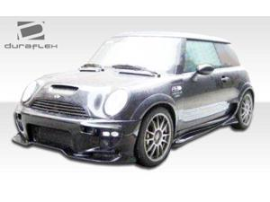 2002-2006 Mini Cooper Duraflex Vader Side Skirts 100362