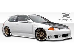 1992-1995 Honda Civic HB Duraflex B-2 Side Skirts 105544