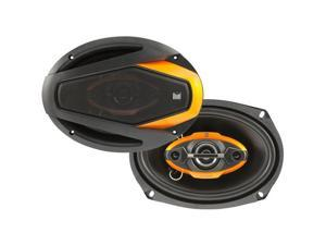 """Dual 6""""x9"""" 4-Way Speakers 200W Peak DLS6940"""