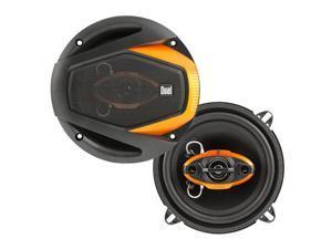"""Dual 5.25"""" 4-Way Speakers 125W Peak DLS5240"""