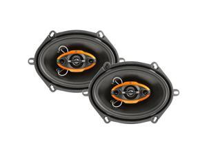 Dual 5x7 and 6x8 4-Way Speakers DLS6840