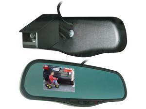 Vision System VS55020 GPS+CAM Front Camcorder and Back Up Camera with Monitoring System and GPS