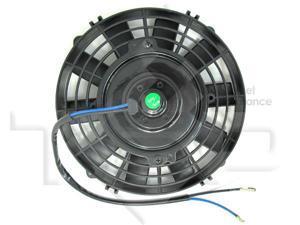"TSP Universal 8""Radiator Fan 80W, Straight Blades HC6101"