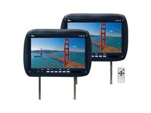 """Tview Monitor 11.2"""" Widescreen Black In Headrest&#59;tview&#59;remote  26.00in. x 14.00in. x 6.00in."""
