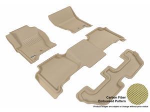 3D MAXpider L1LR01501502 LAND ROVER LR4 2009-2013 KAGU TAN R1 R2 R3
