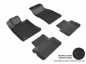 3D MAXpider L1MN00802209 MINI CLUBMAN 2008-2014 CLASSIC BLACK R1 R2
