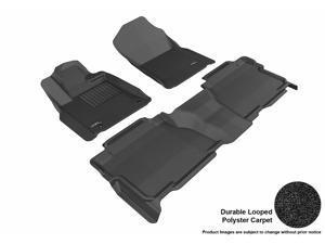 3D MAXpider L1TY15102209 TOYOTA TUNDRA 2012-2013 CREWMAX CLASSIC BLACK R1 R2