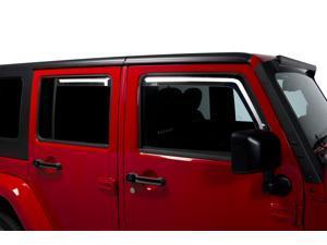 Putco Element Tinted Window Visors 580229