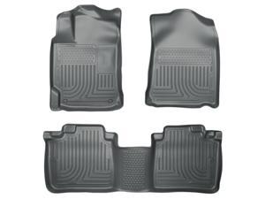 Husky Liners Weatherbeater Series Front & 2Nd Seat Floor Liners 99552 2010-2015  Lexus RX350