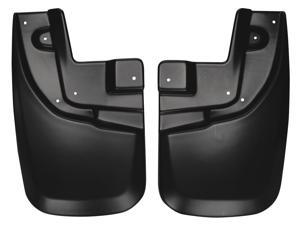 Husky Liners Custom Mud Guards Front Mud Guards 56931 2005-2014  Toyota Tacoma