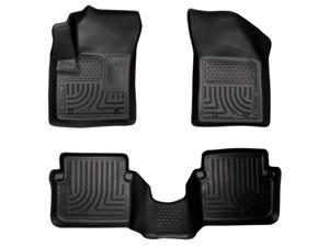 Husky Liners Weatherbeater Series Front & 2Nd Seat Floor Liners 98091 2011-2014  Chrysler 200