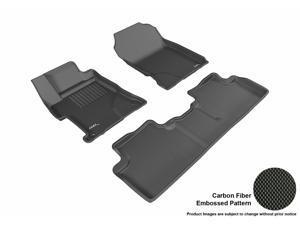3D MAXpider L1HD06301509 HONDA CIVIC 2014-2015 SDN KAGU BLACK R1 R2