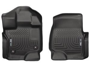Husky Liners Weatherbeater Series Front Floor Liners 18361 2015 Ford  Ford F-150