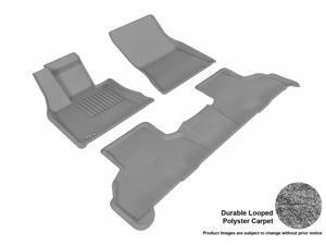 3D MAXpider L1BM05502201 BMW X5 (F15) 2014-2015 KAGU GRAY R1 R2