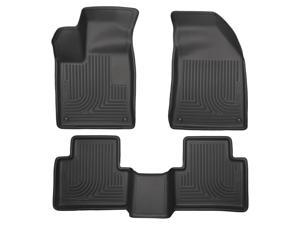 Husky Liners Weatherbeater Series Front & 2Nd Seat Floor Liners 99071 2015 Chrys Chrysler 200