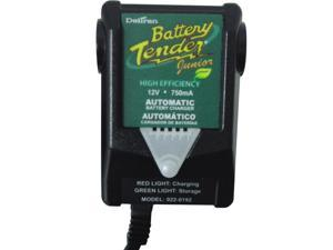 Battery Tender Jr. 022-0192 12V 0.75Amp Junior High Efficiency Battery Charger/Maintainer