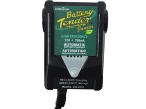 Battery Tender Jr. 022-0192 12V 0.75Amp Junior High Efficiency Battery Charger/Maintainer