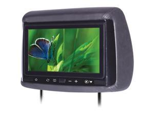 """Concept Bss-905 9"""" Chameleon(r) Big Screen Lcd Headrest Monitor With 3 Color Covers (without Dvd Player)"""