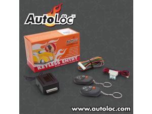Autoloc Keyless Entry - 8 Function Remote KL800