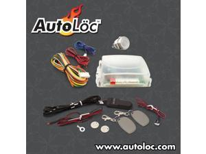 Autoloc White One Touch Engine Start Kit With Rfid AUTHFS1002W