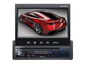 Absolute USA In-Dash 7 TFT LCD Touchscreen CD/DVD/MP3 Receiver AVH-5100BT