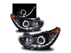 Eagle Eyes Headlight  02-AZ-YA11-PBC-R-A