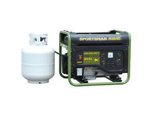 Sportsman 4000 Watt Dual Fuel Generator Gen4000Df