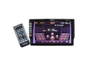 Absolute In-Dash 7-Inch TFT-LCD Touch screen Monitor DMR710