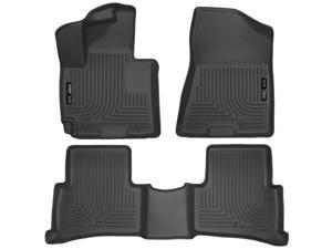 Husky Liners Weatherbeater Series Front & 2nd Seat Floor Liners 99681 2016 Hyund Hyundai Tucson