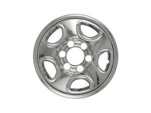 "Bully 03-05 Chevy Astro, 99-04 Chevy Silverado, 00-06 Chevy Tahoe, 99-04 GMC Sierra 16"" Imposter Wheel Skin  Wheel Hub Cover IMP-08X"