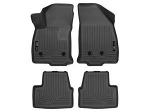 Husky Liners Weatherbeater Series Front & 2nd Seat Floor Liners 98281 2016 Chevrolet Volt
