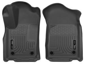 Husky Liners Weatherbeater Series Front & 2nd Seat Floor Liners 99151