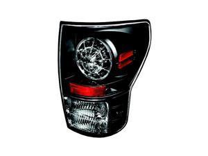 IPCW Tail Lamp LED LEDT-2037B2 07-09 Toyota Tundra Bermuda Black