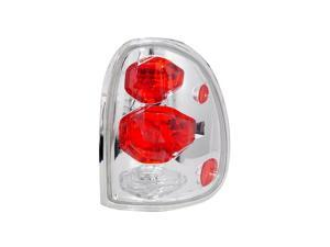 IPCW 96-00 Chrysler Town & Country 96-00 Dodge Caravan 98-03 Dodge Durango 96-00 Plymouth Voyager Tail Lamps, Crystal Eyes CWT-CE405C       1 pair