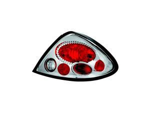 IPCW Tail Lamp CWT-CE518C 00-06 Ford Taurus Crystal Clear