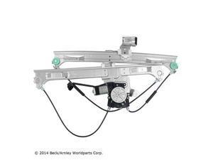 Beck Arnley Window Regulator Power W Motor Front Right 212-0012