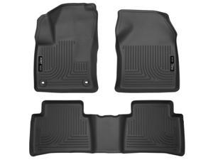 Husky Liners Weatherbeater Series Front & 2nd Seat Floor Liners (Footwell Coverage) 98991