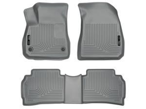 Husky Liners Weatherbeater Series Front & 2nd Seat Floor Liners (Footwell Coverage) 99192