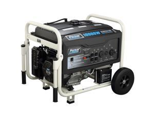 Pulsar PG10000 10,000 Watt Peak, Portable Gas Generator with 15 HP Engine and 8 Gallon Tank