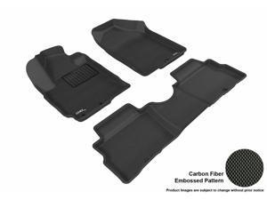 3D MAXpider L1KA03301509 KIA SOUL 2011-2013 KAGU BLACK R1 R2