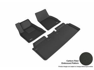 3D MAXpider L1TL00001509 TESLA MODEL S 2012-2014 KAGU BLACK R1 R2