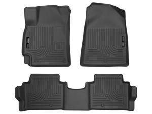 Husky Liners Weatherbeater Series Front & 2nd Seat Floor Liners 98871