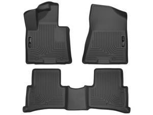 Husky Liners Weatherbeater Series Front & 2nd Seat Floor Liners 99891
